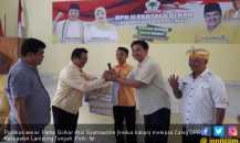 Aziz Syamsuddin Lepas Caleg DPRD Lampung