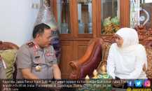 Titah Bu Khofifah untuk Warga Jatim : 22 Mei Puasa di Rumah, Tak Usah ke Jakarta