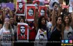 Tolak Capres Misoginis, Perempuan Brasil Turun ke Jalan - JPNN.COM