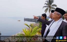 Faktanya, Kiai Ma'ruf Justru Didoakan Penyandang Disabilitas - JPNN.COM
