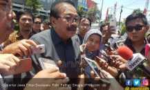 Sisa Masa Jabatan 2 Bulan, Soekarwo Mutasi Ribuan Pejabat