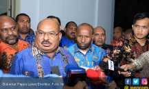 Gubernur Lukas: Presiden Jokowi  Mengerti Hati Orang Papua