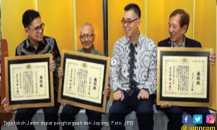 Selamat, 3 Tokoh Jatim Raih Penghargaan dari Menlu Jepang