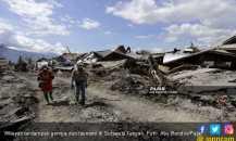 Semoga Pemerintah Pusat Tahu Rehabilitasi Pascabencana di Sulteng Masih Carut-Marut