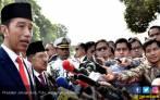 Jokowi Ungkap Alasannya Bilang Politikus Sontoloyo - JPNN.COM