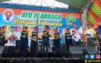 Bangkitkan Semangat Olahraga di Malang dengan Gowes Sepeda - JPNN.COM