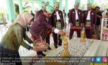 Pak Gubernur Menangis di Makam Pangeran Antasari