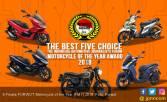 Berikut 5 Motor Terbaik 2018 Pilihan Forwot - JPNN.COM