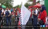 Sepeda Nusantara di Tarakan Bikin Masyarakat Penasaran - JPNN.COM