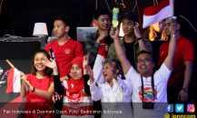 10 Jam dari Frankfurt demi Pemain Indonesia di Denmark Open
