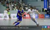 13 Kampus Ramaikan LIMA Futsal: Go-Jek Sumatera Conference - JPNN.COM