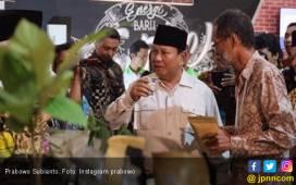 Prabowo: Ini Singa-Singa Tua yang Masih Berdiri Semangat - JPNN.COM