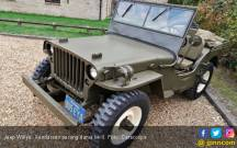 Intip Kendaraan Perang Dunia II Hampir 2 Miliar - JPNN.COM