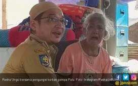Pascagempa Palu, Pasha Ungu Siap Mundur dari Jabatannya - JPNN.COM