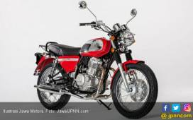 Menunggu Kebangkitan Motor Jawa Melalui Mesin Unik 300cc - JPNN.COM