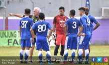 Pelatih Persib Hanya Bisa Menunggu Jadwal Piala Indonesia