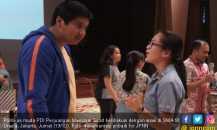 Berdiskusi dengan Siswi SMA, Bang Ara Suarakan Jas Merah