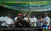 Kickoff Cabor Sepak Bola Tandai Start Gala Desa di Bangkalan - JPNN.COM