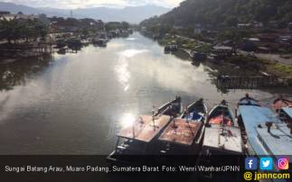 Pak Jokowi...Jika Laut adalah Tubuh, Sungai Tulang Rusuknya - JPNN.COM