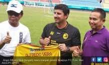 Liga 1 2018: Beban Berat Angel Alfredo Vera di Sriwijaya FC