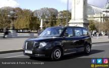 2019, Prancis Berlakukan Taksi 'Hijau' - JPNN.COM