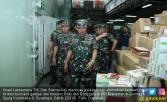 Kasal Tinjau Pelaksanaan Embarkasi Bantuan Gempa Palu - JPNN.COM