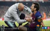 Cedera Lengan Kanan, Lionel Messi Absen 6 Pertandingan - JPNN.COM