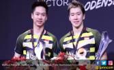 Marcus/Kevin Akhiri 8 Tahun Puasa Indonesia di Denmark Open - JPNN.COM