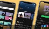 Desain Baru, Spotify Premium juga Tambah Fitur - JPNN.COM
