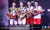 Aksi Sadis Marcus / Kevin jadi Terbaik di Final Denmark Open - JPNN.COM