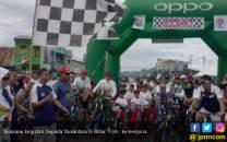 Peraih Perunggu BMX AG 2018 Ramaikan Sepeda Nusantara Blitar - JPNN.COM
