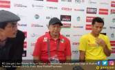 RD Ungkap Kunci Sukses Mitra Kukar Kalahkan PSMS - JPNN.COM