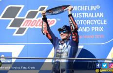 Vinales Bikin Persaingan di Klasemen MotoGP 2018 Sengit - JPNN.com