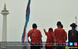 Honorer K2 Masih Berharap Diterima Jokowi di Istana - JPNN.COM