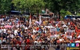 Jokowi Ingin di Atas 50 Persen? Angkat Honorer K2 jadi PNS sebelum Pilpres - JPNN.COM