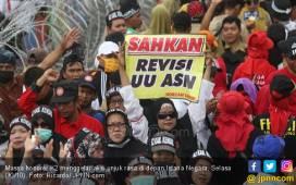 Honorer K2 Jangan Terlalu Berharap Revisi UU ASN Cepat Kelar - JPNN.COM