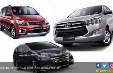 Cek Nih 10 MPV Terlaris di Dunia, Ada Mobil Kamu Gak? - JPNN.com