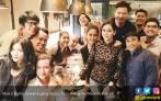Tiba di Jakarta, Maia Estianty Disambut Meriah Geng Tempe - JPNN.COM