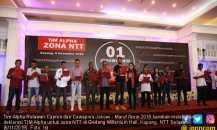Tim Alpha Zona NTT Deklarasi Mendukung Jokowi - Ma'ruf Amin