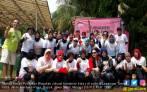 BMP dan Blusukan Jokowi Bangun Solidaritas via Turnamen Voli - JPNN.COM