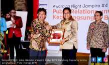 Bambang Soesatyo Raih Penghargaan Best Communicators 2018