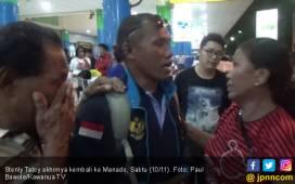 Cerita Stenly Hanyut di Lautan Lepas, Masuk Mikronesia - JPNN.COM