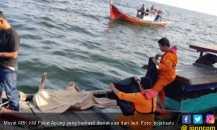 ABK KM Pukat Apung yang Jatuh ke Laut Akhirnya Ditemukan