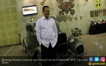 Bambang Soesatyo Kepincut Ingin Pinang Ford Hot Road - JPNN.COM