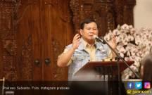 Prabowo Beber Penyebab Gaji Guru, TNI, dan Polri Kecil - JPNN.COM