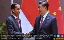 Jokowi - Jinping Bahas Perdagangan Hingga Ekonomi Digital - JPNN.COM