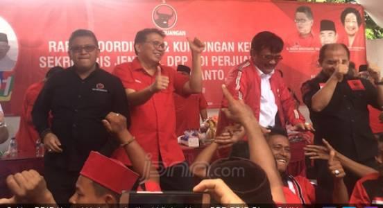 Djarot Pengin Jokowi-Ma'ruf Menang 65 Persen di Karawang - JPNN.COM