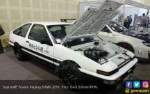 Mobil Pengantar Tahu Mejeng di IMX 2018 - JPNN.COM