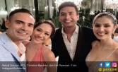 BCL Hadiri Pernikahan Mewah Christian Bautista di Bali - JPNN.COM
