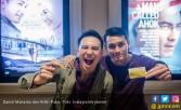 Pemain Film Ahok serta Hanum & Rangga Saling Dukung - JPNN.COM